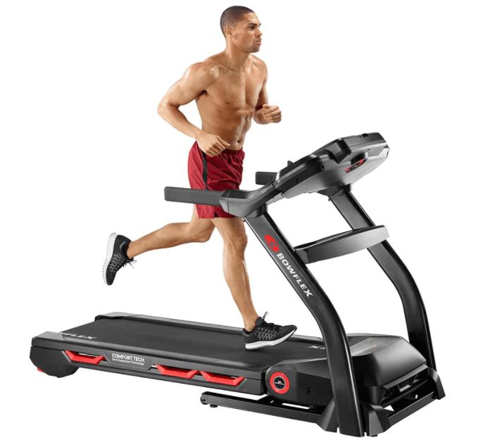 BowFlex BXT116 Incline Treadmill