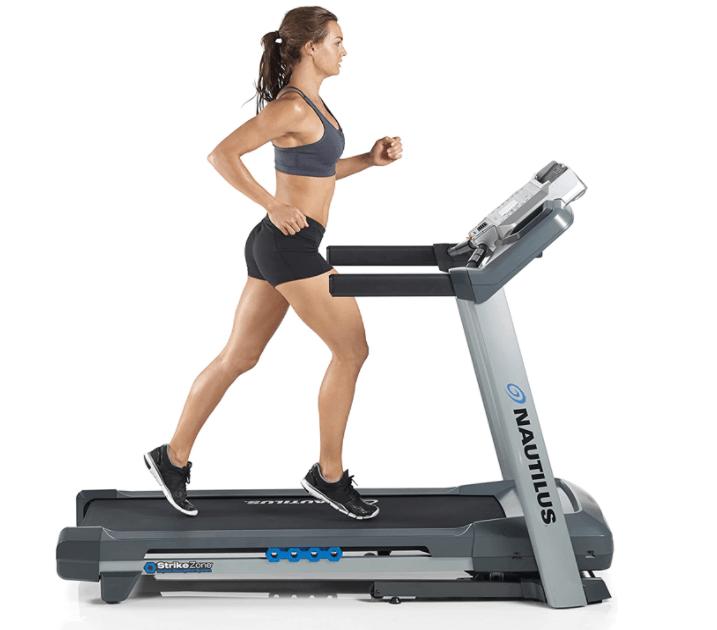 Nautilus T614 Incline Treadmill
