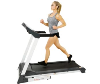 Sunny Health Fitness SF T7515 Treadmill