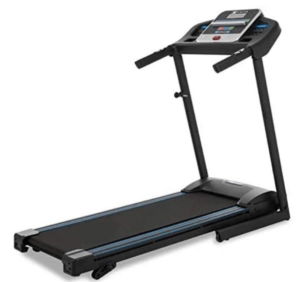 Xterra Fitness Tr150 Folding Home Treadmill