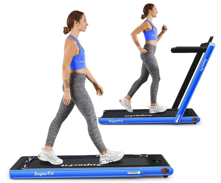 Go Plus 2 in 1 Home Treadmill