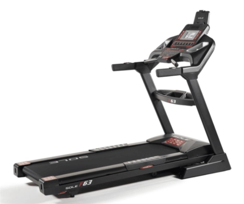 Sole F63 Home Treadmill
