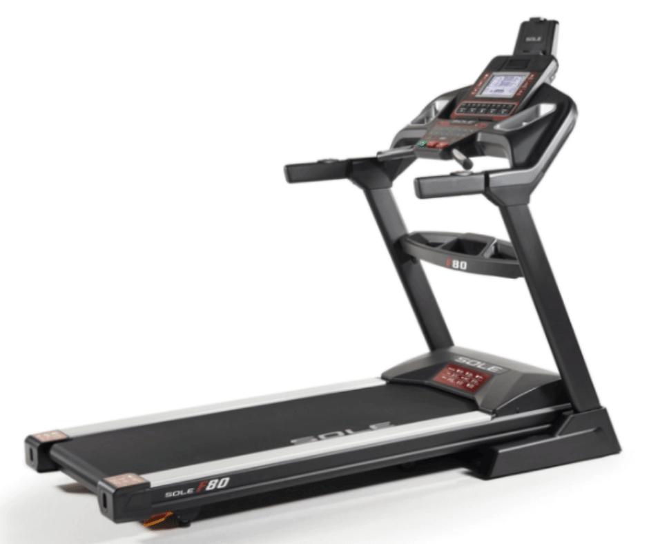 Sole Fitness F80 Motorised Home Treadmill