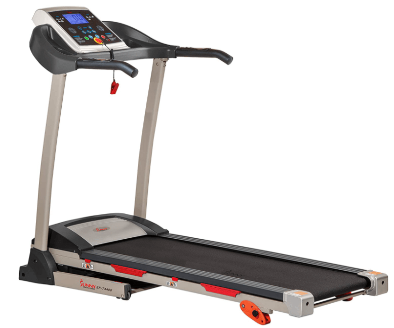 Sunny Health & Fitness Motorised Treadmill