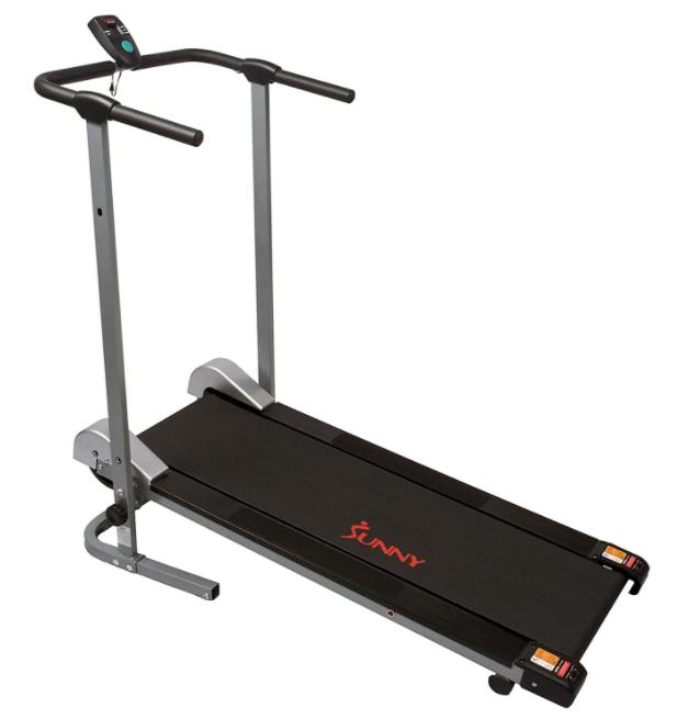 Sunny Health & Fitness SF-T1407M Home Treadmill